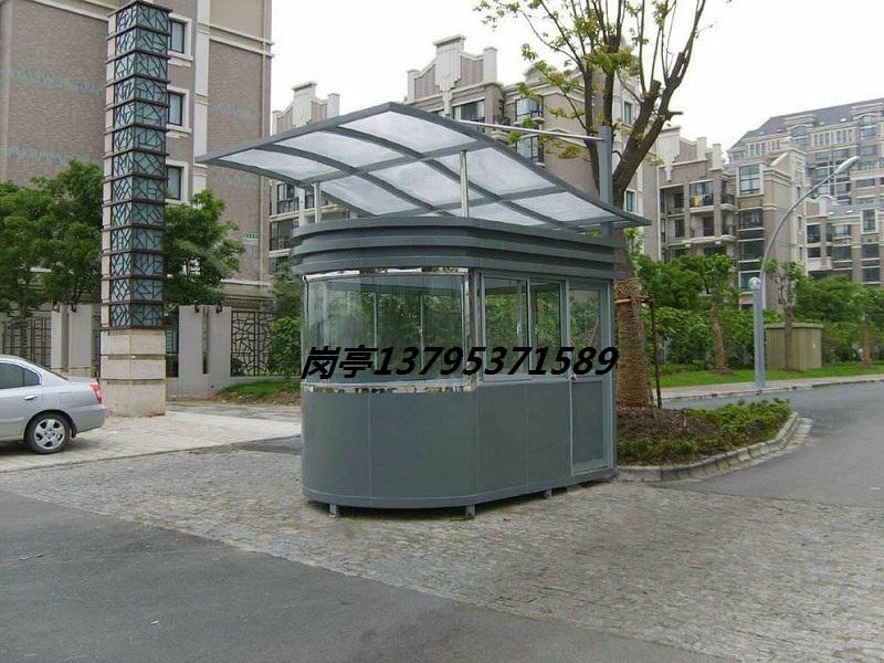 铝塑ban岗亭YT-001
